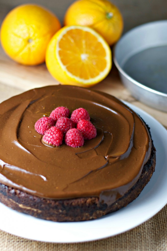 the easiest chocolate cake EVER with avocado frosting ...