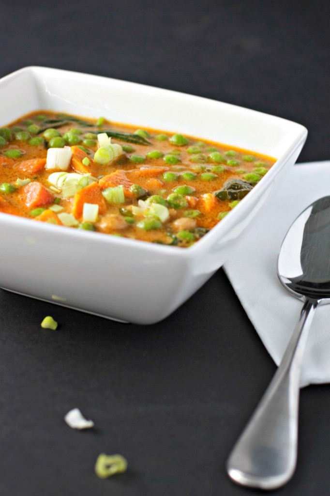 Sweet Potato and Peanut Stew ~vegan, gluten free~ A protein packed ...