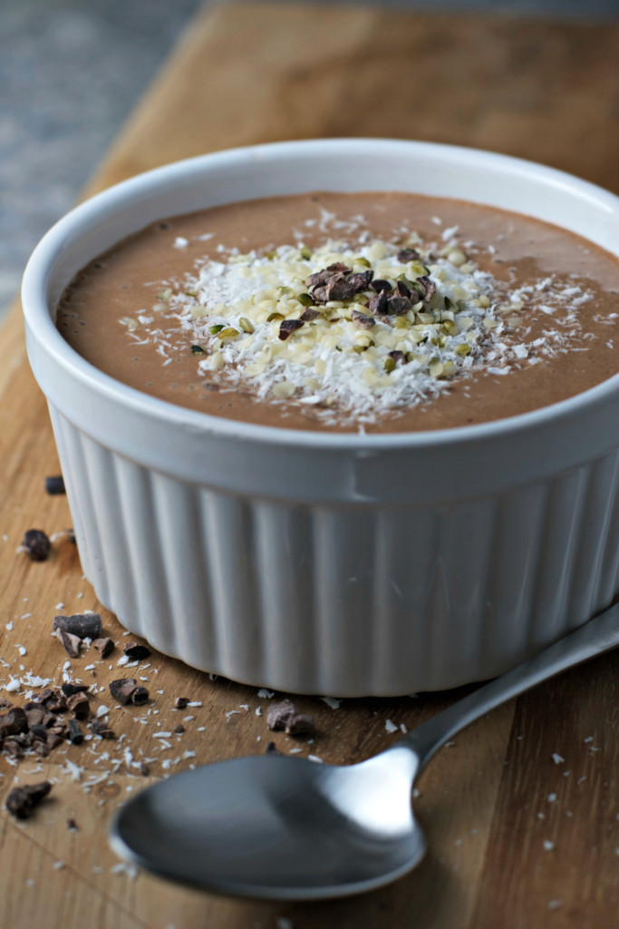 Almond Joy Superfood Smoothie Bowl ~vegan, gluten free~