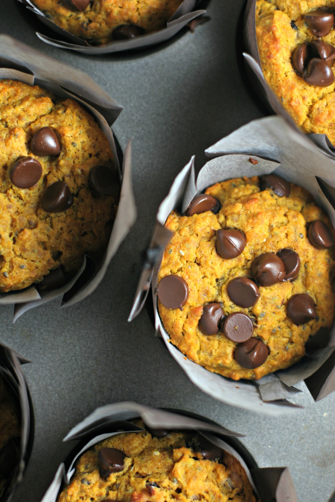 "{review} Natural Pregnancy Cookbook and ""Pump Up Your Milk"" Pumpkin Chocolate Chip Muffins"
